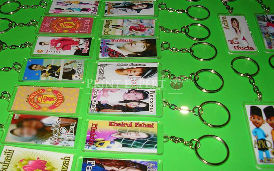 Key-Chain Samples: Photo 3